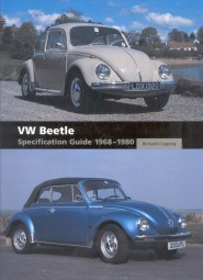 VW Beetle #2# Specification Guide 1968-1980