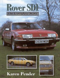 Rover SD1 #2# The Complete Story