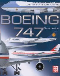 Boeing 747 #2# Vom Prototyp zur 747-8