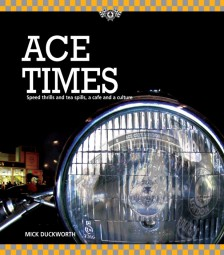 Ace Times #2# Speed thrills and tea spills, a cafe and culture