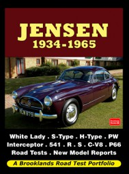 Jensen 1934-1965 #2# Brooklands Road Test Portfolio