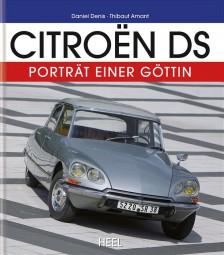 Citroën DS #2# Porträt einer Göttin