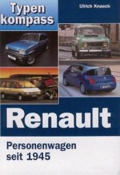 Renault · Typenkompass #2# Personenwagen seit 1945