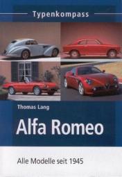 Alfa Romeo · Typenkompass #2# Alle Modelle seit 1945