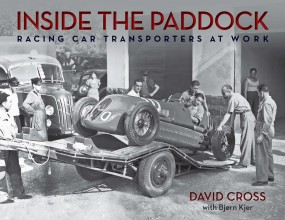 Inside the Paddock #2# Racing Car Transporters at Work
