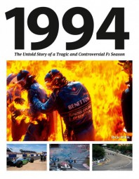 1994 #2# The Untold Story of a Tragic and Controversial F1 Season