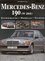 Mercedes-Benz 190 (W 201) #2# Entwicklung · Modelle · Technik