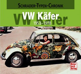 VW Käfer · 1953-1978 #2# Schrader-Typen-Chronik