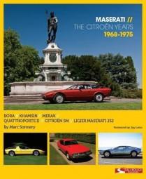 Maserati #2# The Citroen Years 1968-1975