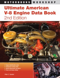 Ultimate American V8 Engine Data Book #2# 2nd Edition