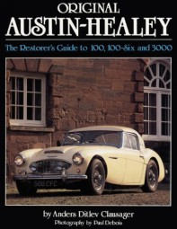 Original Austin-Healey #2# The Restorer's Guide to 100 · 100/6 · 3000