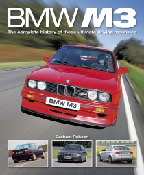 BMW M3 #2# The complete history of these ultimate driving machines