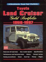 Toyota Land Cruiser 1956-1987 #2# Brooklands Gold Portfolio