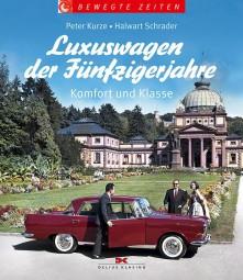Luxuswagen der Fünfzigerjahre #2# Komfort und Klasse