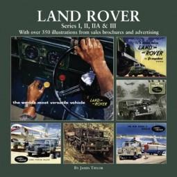 Land Rover Series I II IIA III #2# Sales Brochures & Advertising