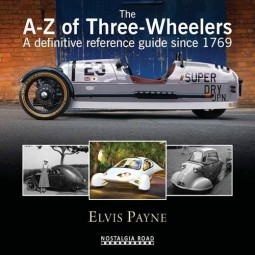 The A-Z of Three-Wheelers #2# A definitive reference guide
