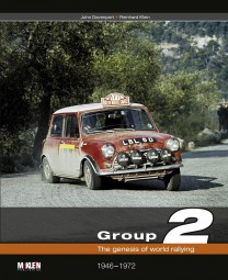 Group 2 #2# The genesis of world rallying · 1946-1972