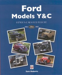 Ford Models Y & C #2# Henry's Cars for Europe 1932-1937
