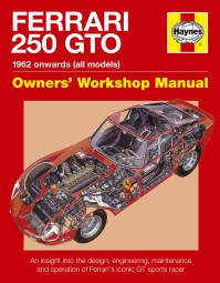 Ferrari 250 GTO · 1962 onwards (all models) #2# Owners' Workshop Manual