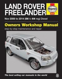 Land Rover Freelander (Diesel) 2006-2014 #2# Haynes Owners Workshop Manual · Reparaturanleitung