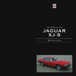 The Book of the Jaguar XJ-S