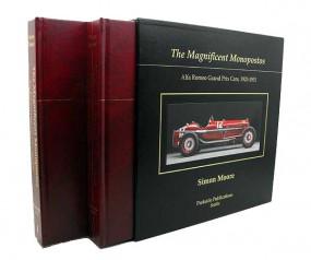 The Magnificent Monopostos #2# Alfa Romeo Grand Prix Cars, 1923-1951