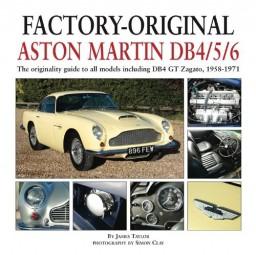 Factory-Original Aston Martin DB4/5/6 #2# The originality guide to all models incl. DB4 GT Zagato