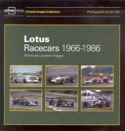 Lotus Racecars 1966-1986 #2# Previously unseen images
