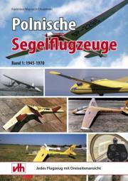 Polnische Segelflugzeuge #2# Band 1: 1945-1970