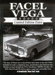 Facel Vega #2# Brooklands Limited Edition Extra