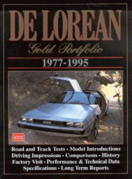 DeLorean 1977-1995 #2# Brooklands Gold Portfolio
