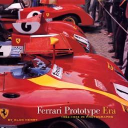 Ferrari Prototype Era #2# 1962-1973 in Photographs