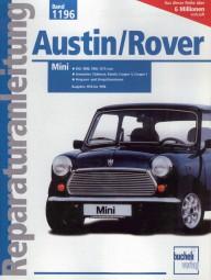 Austin/Rover Mini · 1976-1996 #2# Reparaturanleitung Band 1196