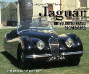 Jaguar XK120, XK140, XK150 Sports Cars