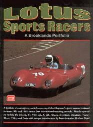 Lotus Sports Racers #2# Brooklands Portfolio