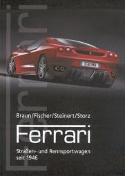 Ferrari #2# Straßen- und Rennsportwagen seit 1946