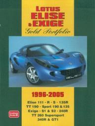 Lotus Elise & Exige 1996-2005 #2# Brooklands Gold Portfolio