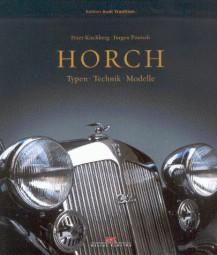 Horch #2# Typen · Technik · Modelle
