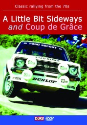 A little bit sideways and Coup de Grâce #2# Classic rallying in 1970s