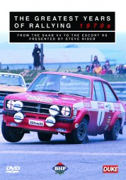 The greatest Years of Rallying · 1970s #2# From the Saab V4 to the Escort RS