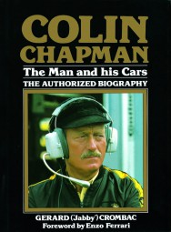 Colin Chapman · The Man and his Cars #2# The Authorised Biography