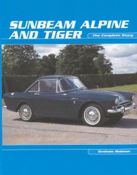 Sunbeam Alpine and Tiger #2# The Complete Story