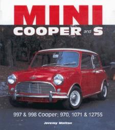 Mini Cooper and S #2# 997 & 998 Cooper; 970, 1071 & 1275S