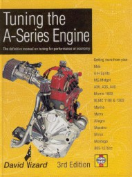 Tuning the A-Series Engine #2# The definitive manual on tuning for performance or economy