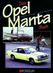 Das Opel Manta Buch