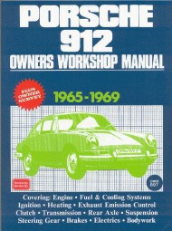 Porsche 912 · 1965-1969 #2# Owners Workshop Manual