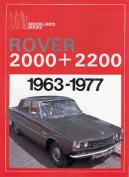 Rover P6 2000 + 2200 · 1963-1977 #2# Brooklands Portfolio