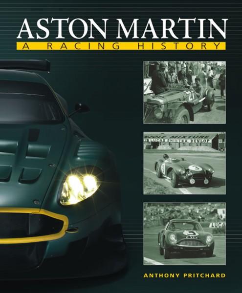 Disch Hamburg Aston Martin A Racing History Anthony Pritchard