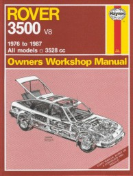 Rover 3500 V8 (SD1) #2# Haynes Owners Workshop Manual · Reparaturanleitung