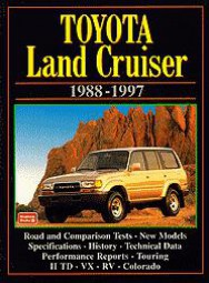 Toyota Land Cruiser 1988-1997 #2# Brooklands Portfolio